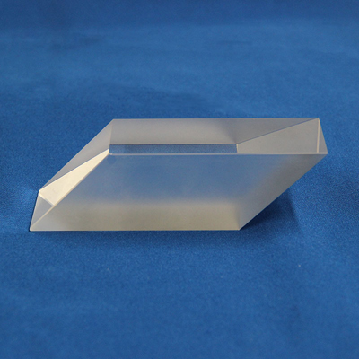 Glass Rhomboid prisms